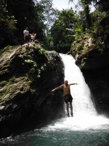 Midworld near Manuel Antonio offers plenty of fun