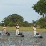 Jacana Camp - Boat Safari