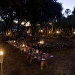 Xigera Camp - Boma Dinner