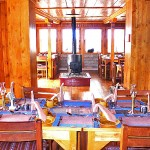 Lukla Lodge - Dining