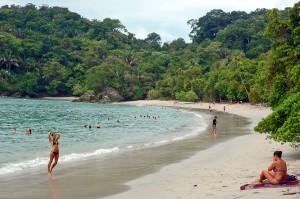 Manuel Antonio has some of the best beaches in Costa Rica