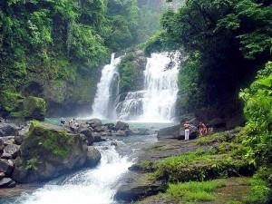 Nauyaca Waterfalls in Manuel Antonio