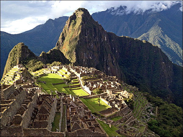 Travel to Machu Picchu Peru