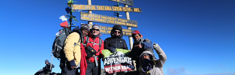 Luxury Kilimanjaro Trek