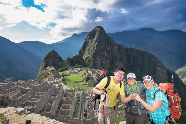 Inca Trail Trek Peru
