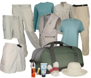 Jambo Package -- Perfect for a Safari