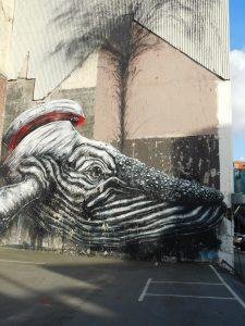 Endless street art in Stavanger