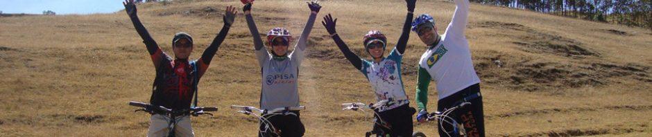 Biking Peru Family