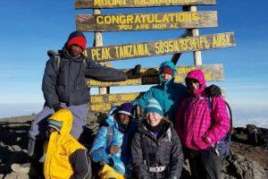 Climb Kilimanjaro on the 5-day Marangu Route