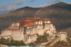 Trip to Potala Palace Lhasa Tibet
