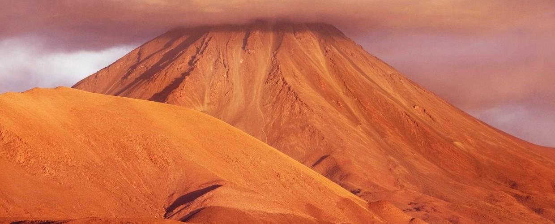Licancabur, Atacama, Chile