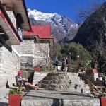 Monjo Lodge - Outside