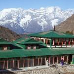 Pangboche Lodge - Outside