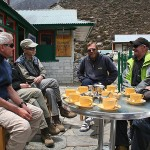 Pangboche Lodge - Tea