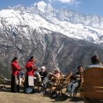 Tashinga Lodge - Tea