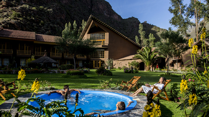5-Day Lares Luxury Lodge Adventure to Machu Picchu