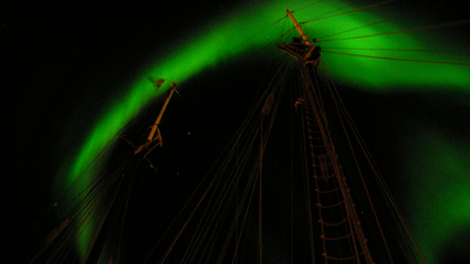 8-Day Small Ship Voyage with the Northern Lights