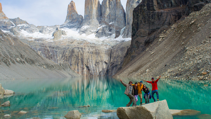 5-Day Patagonia: Traditional W Trek in Torres del Paine