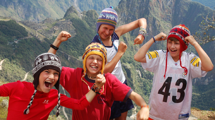 8-Day Family Adventure in Peru