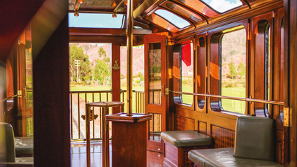 1-Day Machu Picchu via The Hiram Bingham Train