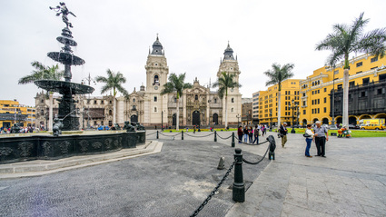 1-Day Lima City Tour