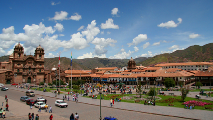 1-Day Cusco City Tour and Ruins