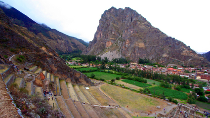 1-Day Sacred Valley: Pisac/Ollantaytambo from Cusco