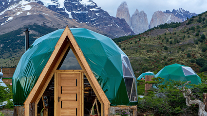 5-Day Patagonia: Torres Del Paine Flexible EcoCamp