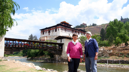 9-Day Cultural Tour that extends to Gangtey and Haa Valley