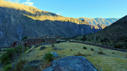 1-Day Pumamarca Hike in the Sacred Valley from Cusco