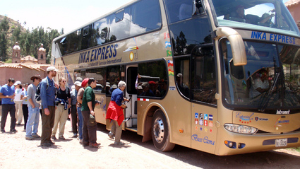 1-Day Bus Trip from Puno/Lake Titicaca to Cusco