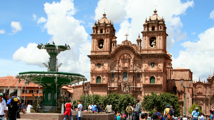 1-Day Cusco City Walking Tour