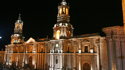 1-Day Arequipa City Tour and Sta Catalina