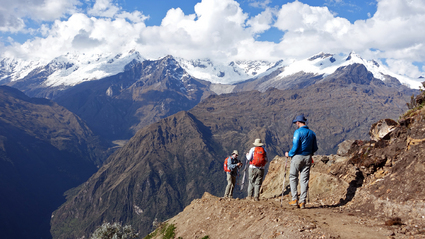7-Day Choquequirao to Machu Picchu Trek