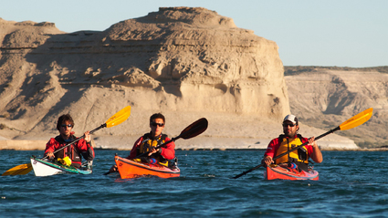 7-Day Peninsula Valdes Sea Kayaking