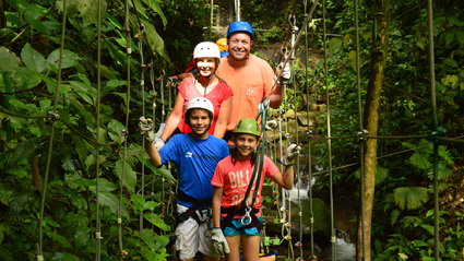 8-Day Family Costa Rica Adventure