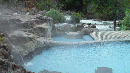 1-Day Papallacta Hot Springs (from Quito)