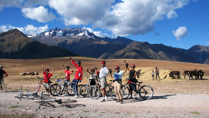 3-Day Mountain Biking in the Sacred Valley