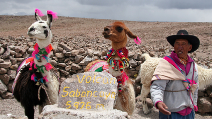3-Day Colca Canyon Condors and Culture Tour