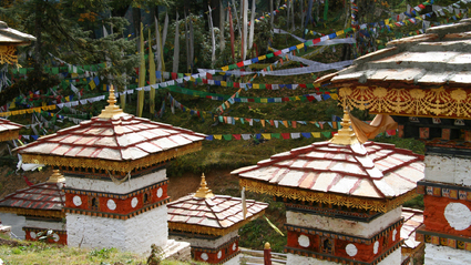 8-Day Cultural Tour Driving to Bumthang Valley and Flying Back