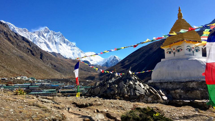 17-Day Everest Base Camp Trek (Luxury)