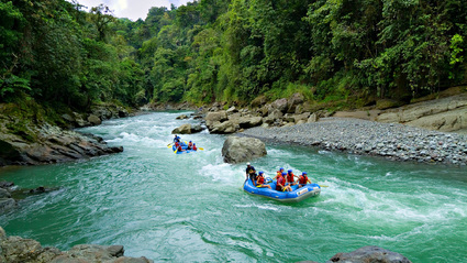7-Day Costa Rica Adventure With the Pacuare River