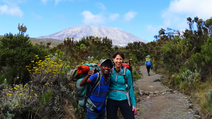 7-Day Machame Route (Luxury)