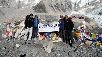 17-Day Everest Base Camp Trek (Tea Houses)