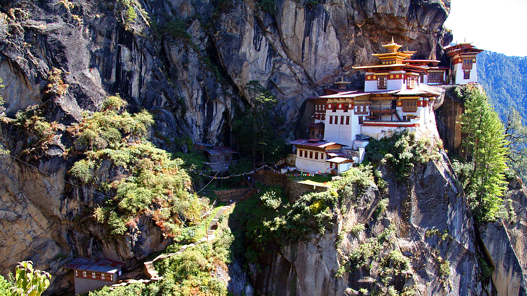 Explore Bhutan, the happiest place on earth!