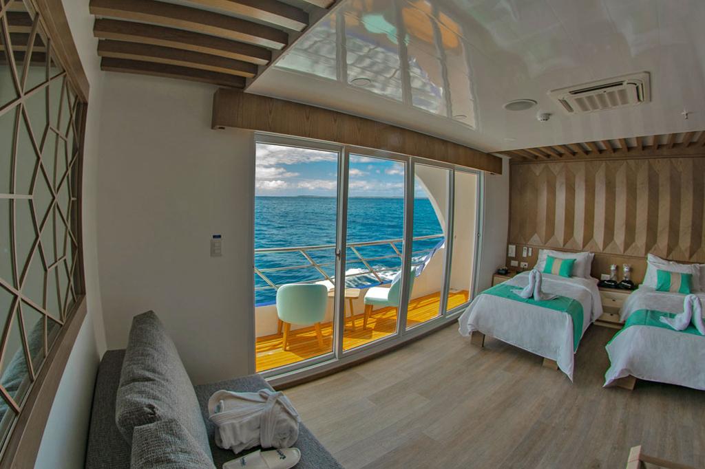 Galapagos Endemic Cabin