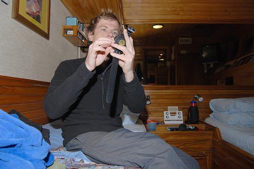 Galapagos Aggressor III Cabin