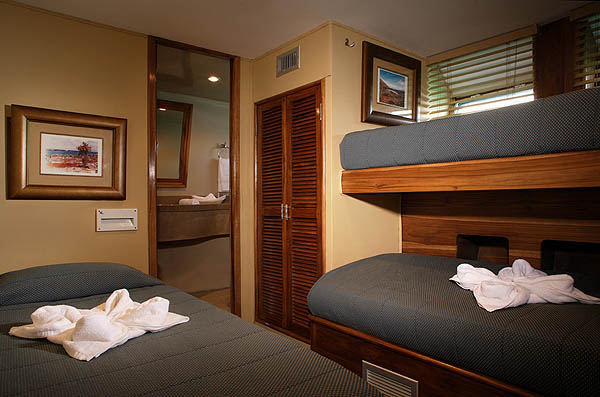 Galapagos Letty Cabin
