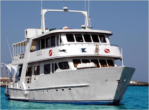 Galapagos Estrella de Mar I  & II Outside