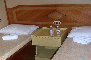 Galapagos Estrella de Mar I  & II Cabin